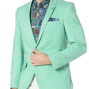 Men's Blazer Slim Dress Casual Stretch Suit